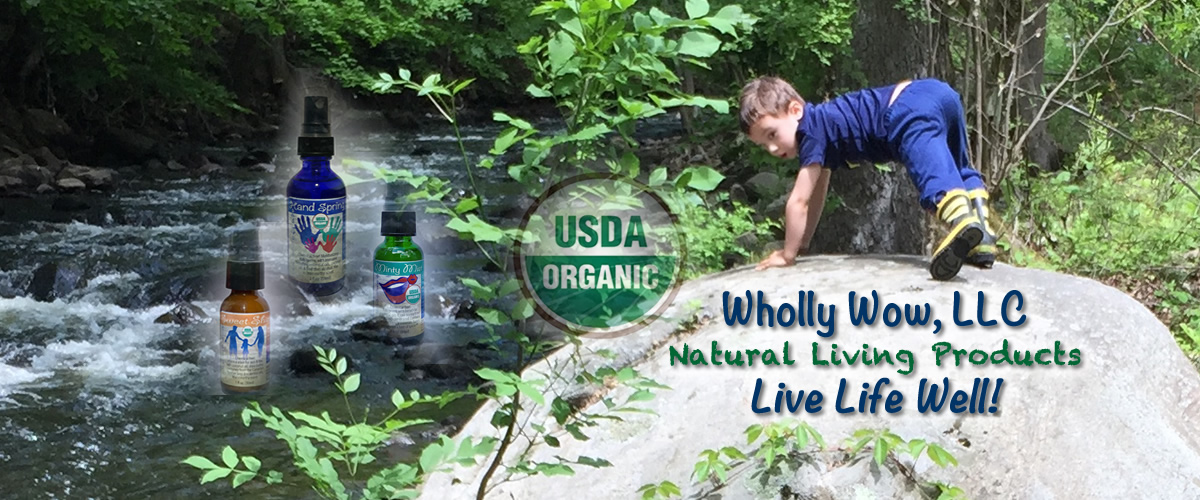 Wholly Wow, LLC Natural Living Products